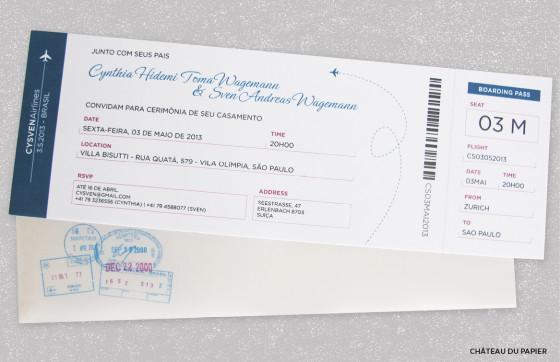 convites_modernos9_Château du Papier